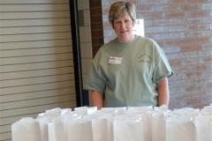 Master Gardener Sharon Bodie with Lunch 044(1)